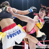 【KNOCK OUT】7連勝のぱんちゃん璃奈 プロレス參戦!?